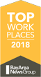 Bay Area Top Work Places 2018