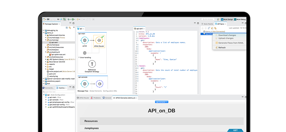 AnyPoint API - WWW IMRITECHSEARCH COM