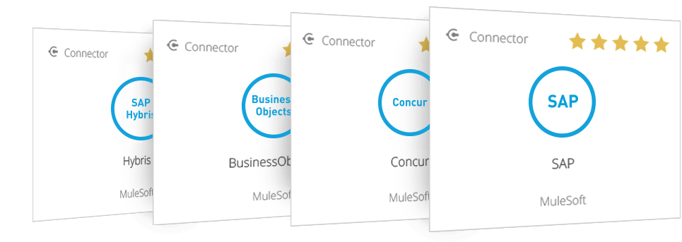 Integrate SAP systems with certified connectors image