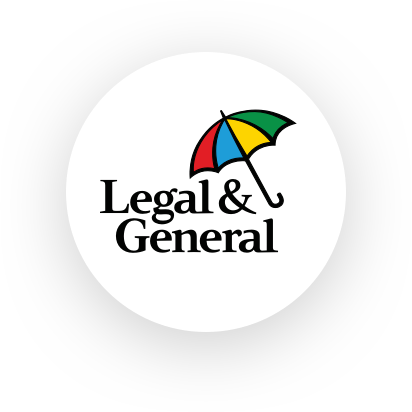 Legal & General L&G logo